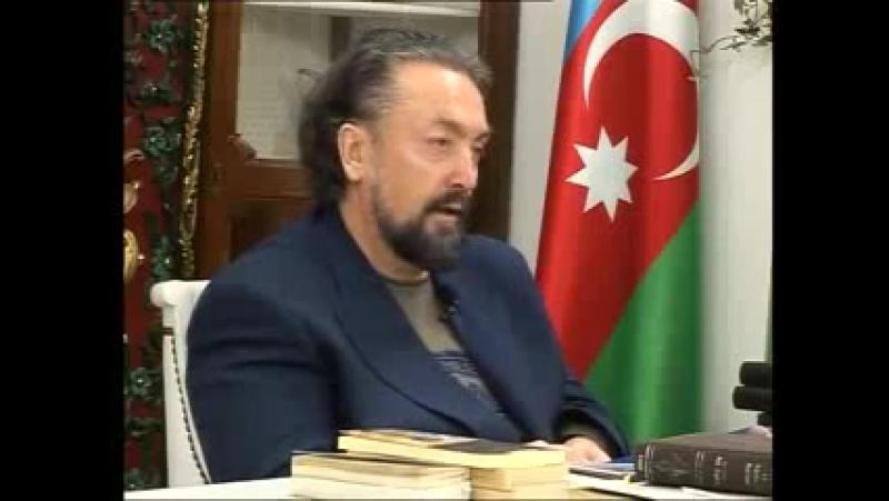 SN. ADNAN OKTARIN ÇAY TV, MARAŞ AKSU TV RÖPORTAJI (2009.12.24)