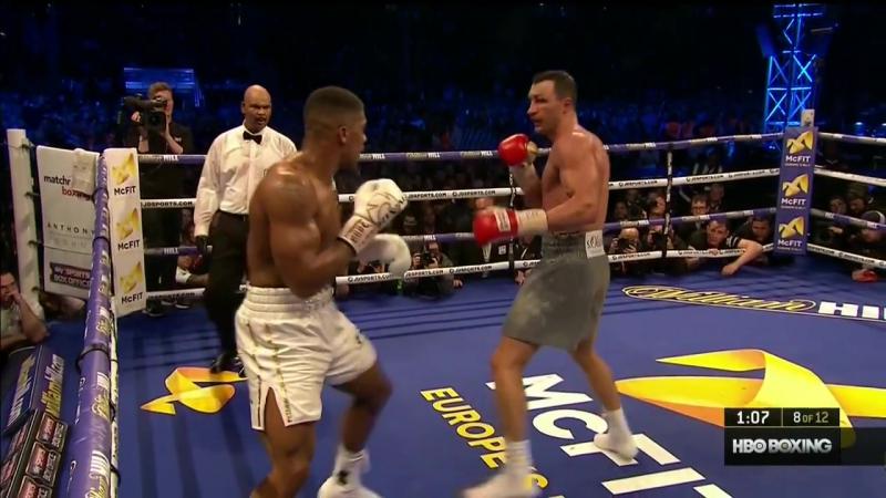 Anthony Joshua vs. Wladimir Klitschko / Энтони Джошуа - Владимир Кличко HBO 29.04.2017