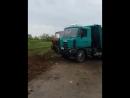 Tatra 815 Татра ставят на колёса перевёрнутый КамАЗ