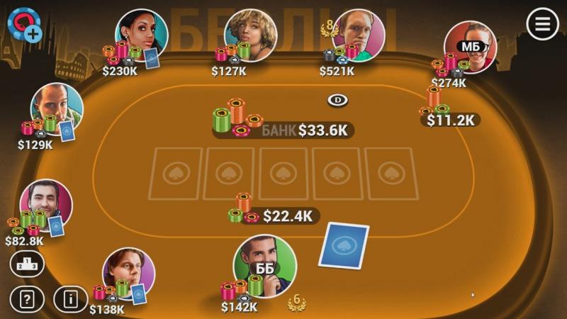 Poker World Berlin Golden Trophy