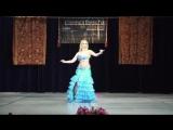 Pressburg Dance Festival 2015- Tóth Roberta raqs sharki 6th place 7644