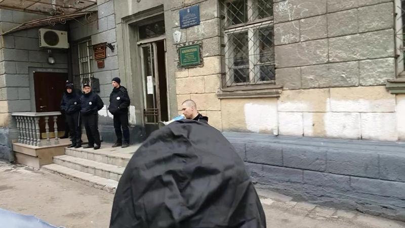 Львів. Білоруське консульство. Пікет