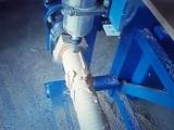 Работа деревообрабатывающего станка с ЧПУ