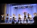 Оренбург. Школьницы танцуют тверкинг. 13.04.20154