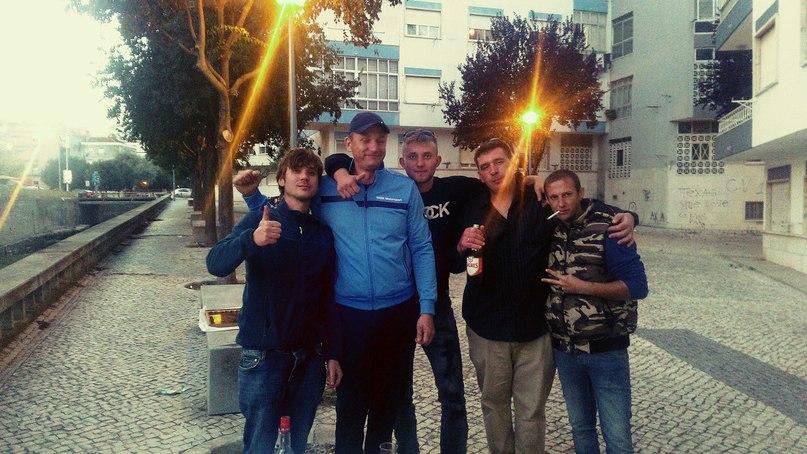 Коля Підгрушний | Lisboa