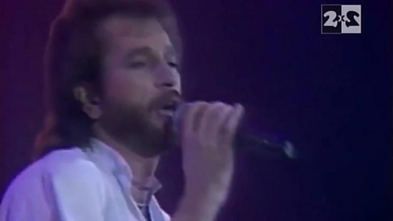 Первое исполнение песни Спасательный круг Игорем Тальковым на фестивале «Ступень к Парнасу» в 1989 году.