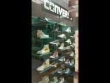 Магазин кед converse ТЦ Силуэт цокольный этаж