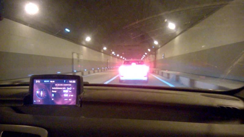 Тоннель на Красную Поляну
