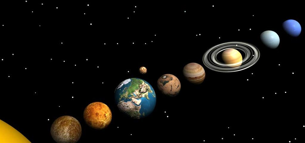 outer planets of the solar system - 1023×480