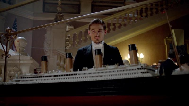 Трейлер: Титаник. Кровь и сталь.