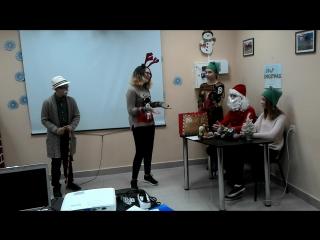 Being Polite - sketch (Christmas version)