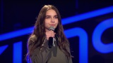 Evgenia - Never Forget You (Blind Audition III) The Voice Kids 2017