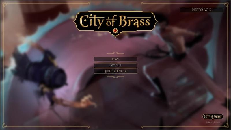 [Gameplay] City of Brass cityofbrassgame