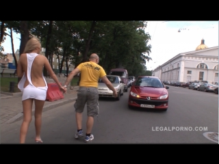 Ivana sugar picked up in the street  assfucked by monster cock nr333