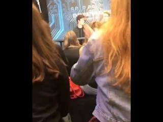 "Shawn Mendes, ""Emporio Armani"", #EAConnected, Nov 11, 2017, London"