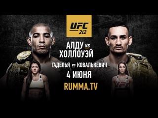 UFC 212 BEST
