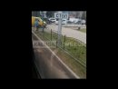 ДТП возле сквера имени 50-летия ВЛКСМ