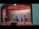 отбор Радуга 2017 г танец Непохожые