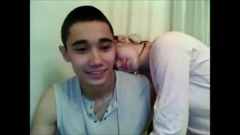 Вай Вай вай, как приятно, трансляция на kiwi.kz _Девушка уснула на плече парня_
