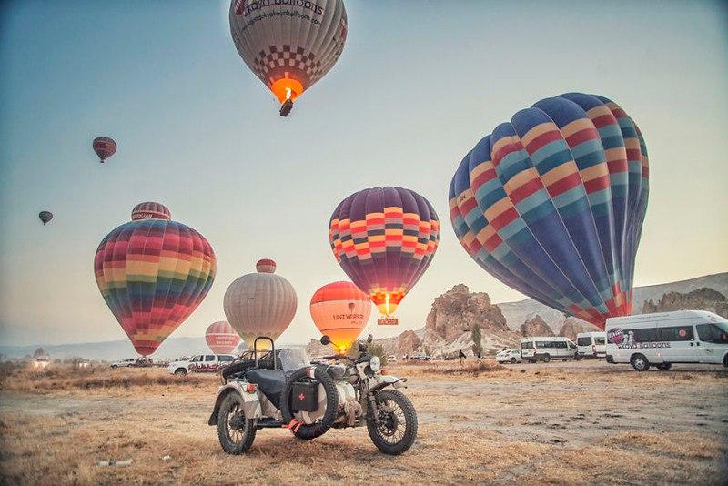 pmZ45grWoFI - Путешествие по Грузии и Армении на «Урале» с коляской