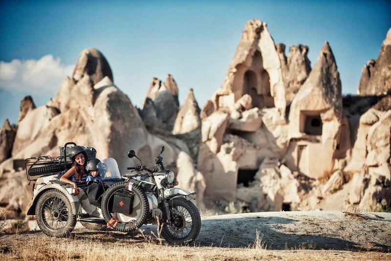 oY6OQpqkFgI - Путешествие по Грузии и Армении на «Урале» с коляской