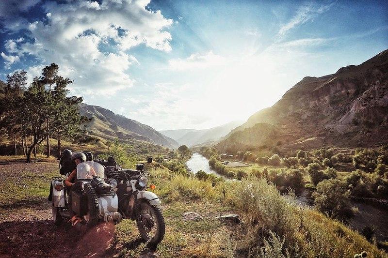 s99xu21kBsc - Путешествие по Грузии и Армении на «Урале» с коляской