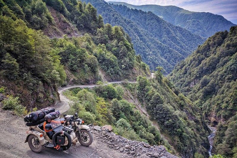fhrj8uZ3aOg - Путешествие по Грузии и Армении на «Урале» с коляской