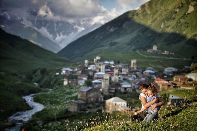 FhyQ02pRPKQ - Путешествие по Грузии и Армении на «Урале» с коляской