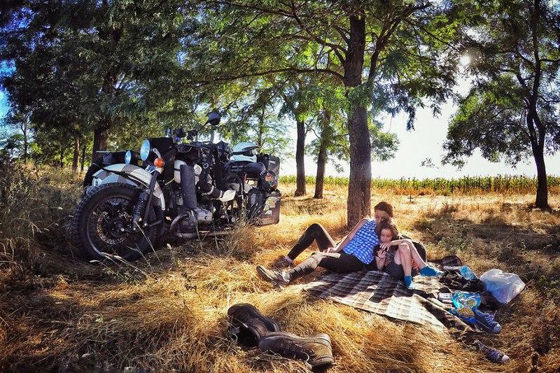 TdGHww4vHWE - Путешествие по Грузии и Армении на «Урале» с коляской