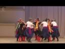 ГААНТ имени Игоря Моисеева. Класс-концерт «Дорога к танцу»-Катерина