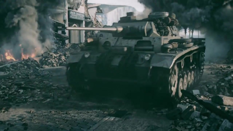 World of Tanks - Welcome to War Stories _ PS4