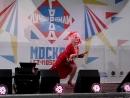 Танец и песня Мерлин Монро. Н.Тихонова.