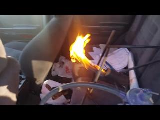 Если в машине холодно