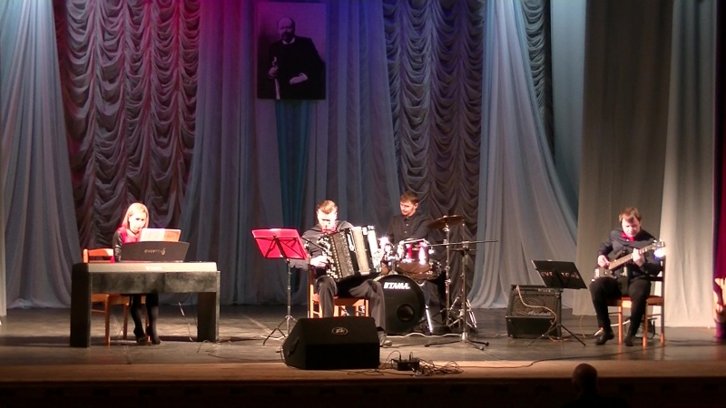 А. Вивальди Концерт f moll Зима (1,2ч) Музыканты Великий Новгород концерт,корпоратив,свадьба,праздник,юбилей