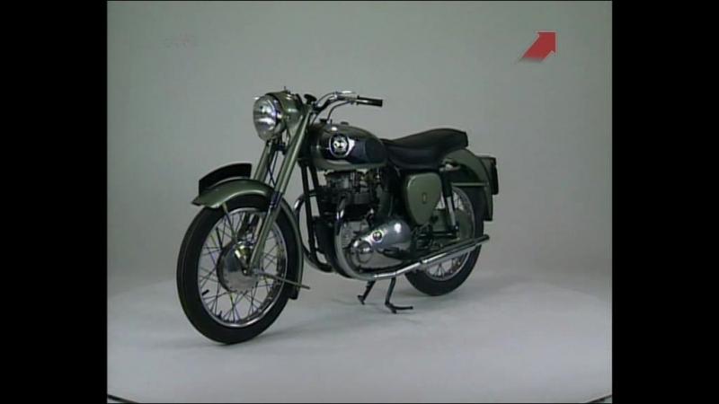 Английские мотоциклы от А до Я - 07