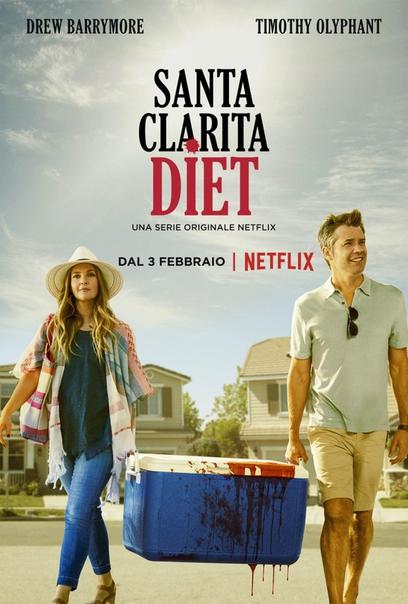 Диета из Санта-Клариты 1 сезон 1-10 серия ColdFilm | Santa Clarita Diet
