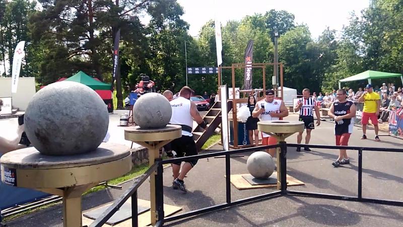 Турнир в Латвии(Вилава)камни 100 120 140 160 180 200,Aivars Šmaukstelis