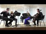 В.А. МОЦАРТ Квартет для флейты, скрипки альта и виолончели ре мажор. KV 285