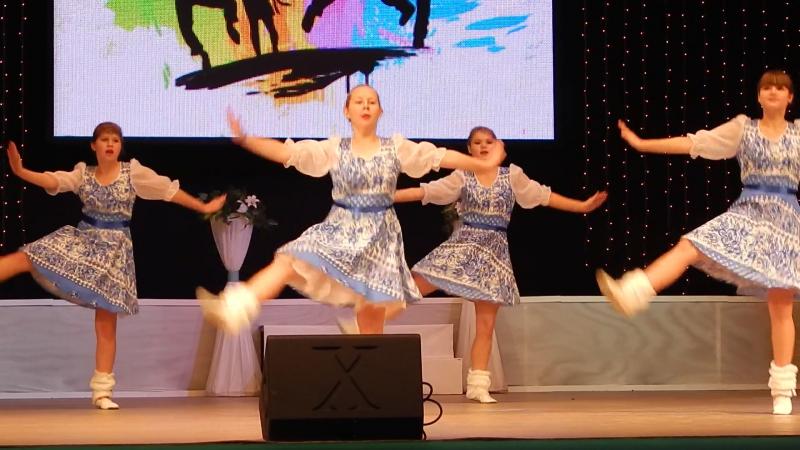 Танец Ой ,Вася--василек