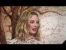Интервью для «ET CANADA» в рамках промоушена фильма «Прощай, Кристофер Робин» 19.09.17