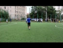 Parus_vs_Avangard_02_08_2017 - Штрафной удар