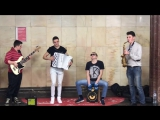 Музыка из Бумера в Московском метро