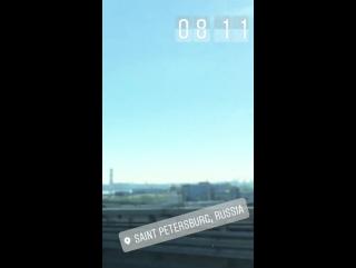 Instagram Stories. 31/07/17 | Alesya Kafelnikova