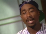 Tupac - whatever I wrote was honest. It might not have been positive..