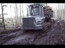 Logging with Logset 6F, wet conditions, skilled operator