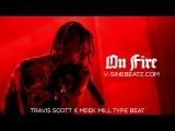 V-Sine Beatz - On Fire (Travi$ Scott x Meek Mill Type Beat)