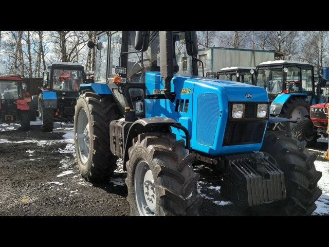 Трактор МТЗ 1221.2 тропик