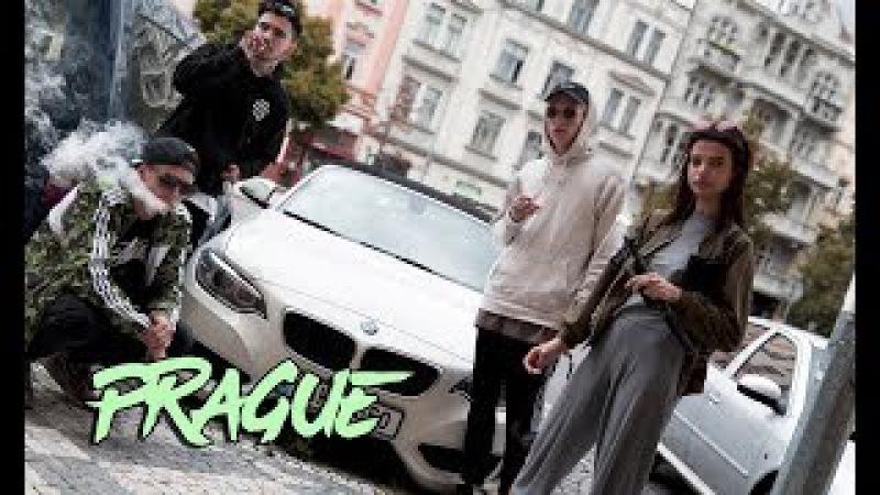 Улетели в Прагу.Едем в Евро Трип на BMW.Часть 1