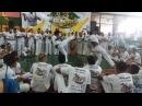 Jogos Comunitários 2017 - Abadá Capoeira - Categoria B Verde e Verde/Roxa