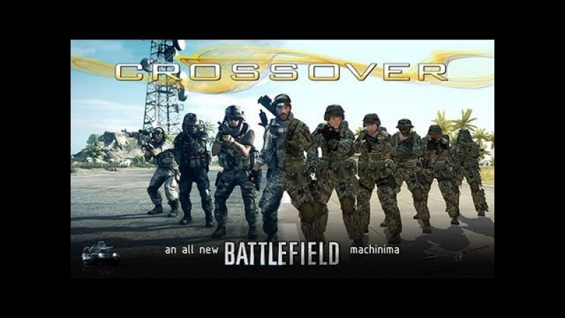 Battlefield Crossover (the first and only BF2 BF3 Machinima)
